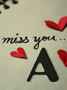 I miss you too 😭. Miss you Miss You Images, Love Heart Images, Alphabet Tattoo Designs, Alphabet Design, Tu Me Manques, I Miss You Wallpaper, Cute Love, My Love, Alphabet Wallpaper