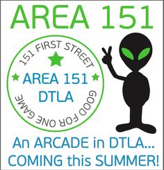 "An Arcade in Los Altos Downtown? Yes, its coming soon!    Mary Heffernan plans to open a boardwalk-style game arcade, named AREA 151 DTLA, in about one month! Area 151 will provide the Los Altos community with an exciting fun filled environment for adults, teens, and families. ""It will be a safe place to gather and play teamwork games and redemption games, mixing vintage and the newest technology"" said Hefferman."
