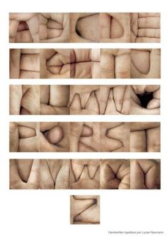 Best handwriting typography ever