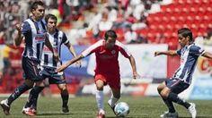 Tijuana vs Monterrey EN VIVO Cuartos de Final 2012