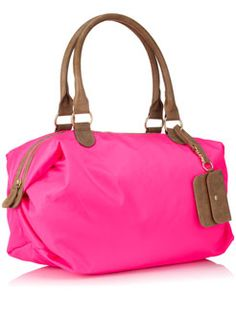 a26a5585ef96 AMELIE NYLON SHOPPER Cute Gym Bag