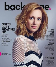 """Kerry Bishé goes from """"Halt and Catch Fire"""" to Netflix's """"Narcos."""" She talks theater, Alan Rickman, and putting characters to rest. After Finals, Go After, Alan Rickman, Simply Beautiful, Letting Go, Interview, Fire, Seasons, Let It Be"""