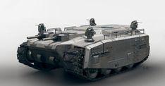 Mastadon Heavy Assault Carrier