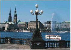 Alsterschippern, Hamburg