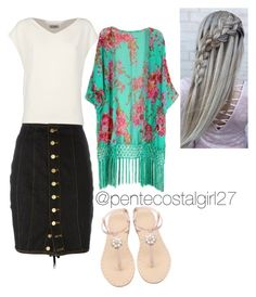 Untitled #2 by pentecostalgirl27 on Polyvore featuring polyvore, fashion, style, Alberto Biani, Jean-Paul Gaultier and clothing