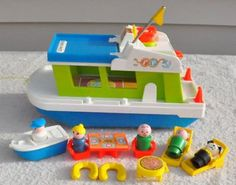 Little People Boat