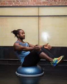 9. C-Sit #abs #workout #exercises http://greatist.com/move/abs-workout-most-effective-core-moves-to-do-at-the-gym