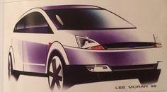 2002 Ford Fiesta sketch