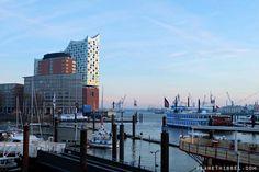 Ich kann mich nicht so ganz entscheiden, welche deutsche Stadt ich nun cooler finde. Hamburg oder Berlin? Zu Berlin habe ich (da Geburts- und zweite Heimatstadt) ja nun eine ganz besondere Beziehun...