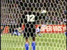 WM 1990- Finale: Deutschland-Argentinien 1:0 - Deutschland zum dritten Mal Weltmeister