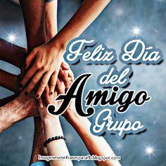 Dia del Amigo - 20 de Julio #español #pinterest #amigas
