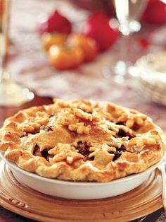 All-American Apple Pie Recipe - Thanksgiving Pies - Country Living