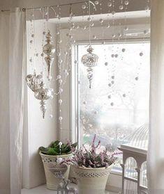 Simple And Elegant Basteln Weihnachten, Fensterdeko Weihnachten, Rustikale  Weihnachten, Weihnachten Dekoration, Weihnachtliches