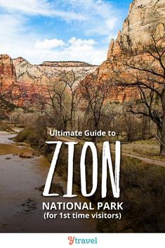 Planning to visit Zion? Here is the ultimate guide of 14 best things to do in Zion National Park including the best hikes in Zion NP, scenic drives, where to stay, and much more! Don't visit Utah on your family road trip until you have read this Zion National Park travel guide for the best family vacation and hiking ever! #ZionNationalPark #Utah #travel #familytravel #utahtravel #nationalpark #nationalparks #hiking