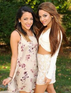 Niki & Gabi- their videos are so useful and I find them so entertaining! I love them!!