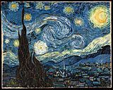 Van Gogh, The Starry Night