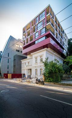 GM7-Mediator / Urban Office