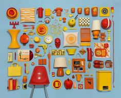 Arranged Collections by Jim Golden  http://jimgoldenstudio.com/