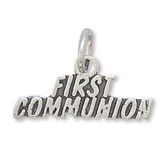 First Communion Charm