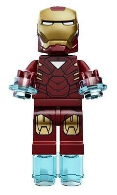 Lego marvel super heroes avengers minifigure war machine ...
