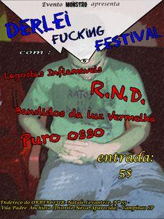 Derlei Fucking festival