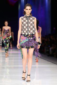 Just Cavalli Milan Fashion Week S/S 2014 Show