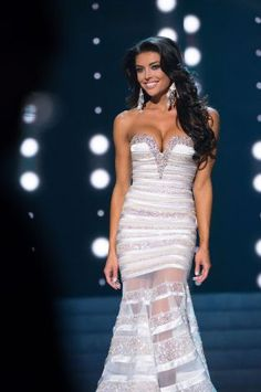 Miss Universe 2013 Evening Gown | 2013 patrick prather miss universe organization miss alabama usa 2013 ...