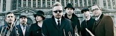 Flogging Molly is a seven-piece Irish-American Celtic punk band