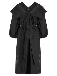Berta striped cotton-blend dress | Vivienne Westwood Anglomania | MATCHESFASHION.COM
