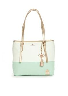 Antonio Beach Bag Bleu 13g58