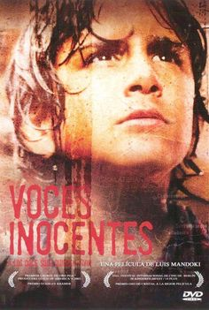"""""""Voces inocentes / Innocent voices"""" (México 2004).  Direcció: Luis Mandoki.  Tema: Els nens soldat."""