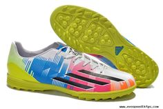 Adidas adizero F50 XI TRX TF Synthetic5 Colourful 2014 World Cup Limited Edition Messi Personal White