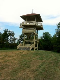 Lookout Tower by visitwv, via Flickr