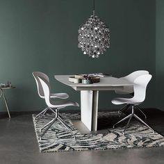 Spring mood  / Milano Ceramic dining table #boconceptwarsaw #boconcept #diningroom #milano #ceramic #brandnew #ss17 #design #mood #spring #boconceptwarszawa