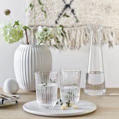 Hammershøi Glas fra Kähler - Fri Fragt Online