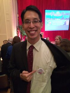 Read This: Gene Luen Yang's rousing comics speech at the 2014 National Book Festival gala - The Washington Post