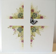 Apple Blossom on Easter Card