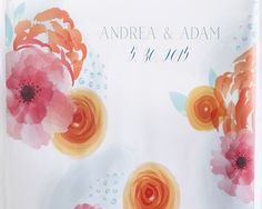 botanical garden wedding photo backdrop - floral