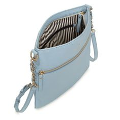 Cute Kate Spade purse - light blue