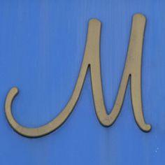 letter+M