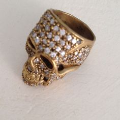 Scull ring Scull ring Urban Outfitters Jewelry Rings