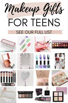 Makeup Gifts for Teens
