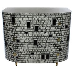 A Limited Edition Fornasetti Architettura Chest