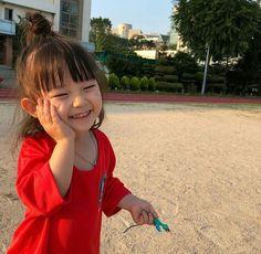 Cute Asian Babies, Korean Babies, Asian Kids, Cute Babies, Cute Little Baby, Cute Baby Girl, Little Babies, Kids Girls, Baby Kids