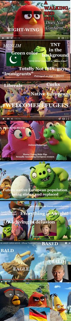 Angry Birds The Movie Explained
