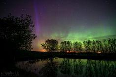 Spectacular Aurora Borealis by Glendon Rolston June 7, 2013 Saskatchewan, Canada