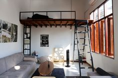 Hostel, Loft, Furniture, Home Decor, Decoration Home, Room Decor, Lofts, Home Furnishings, Home Interior Design