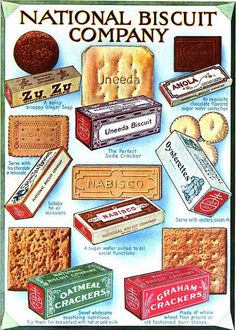 "Nabisco 1919. all this time didn't know that's what ""Nabisco"" meant!!"