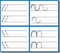 Free number and hand-eye coordination trace-ables Preschool Centers, Preschool Literacy, Preschool At Home, Free Preschool, Preschool Printables, Kindergarten, Learning Time, Baby Learning, Pre K Activities