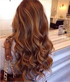 I like this hair color!